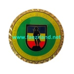 Hard Enamel Coin